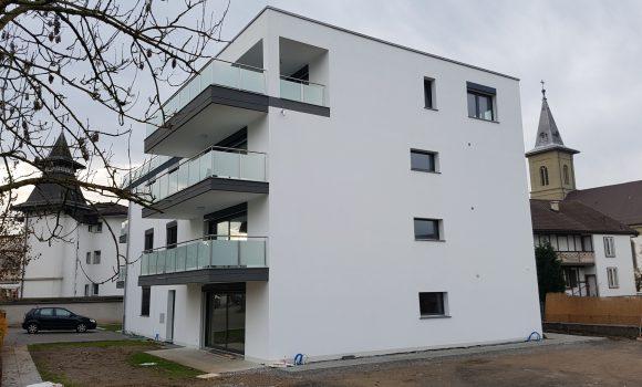 Immeuble Locatif – Belfaux (FR)