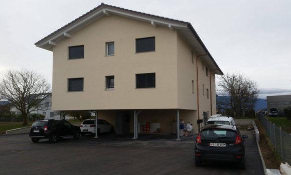 Immeuble Locatif 5 appartements