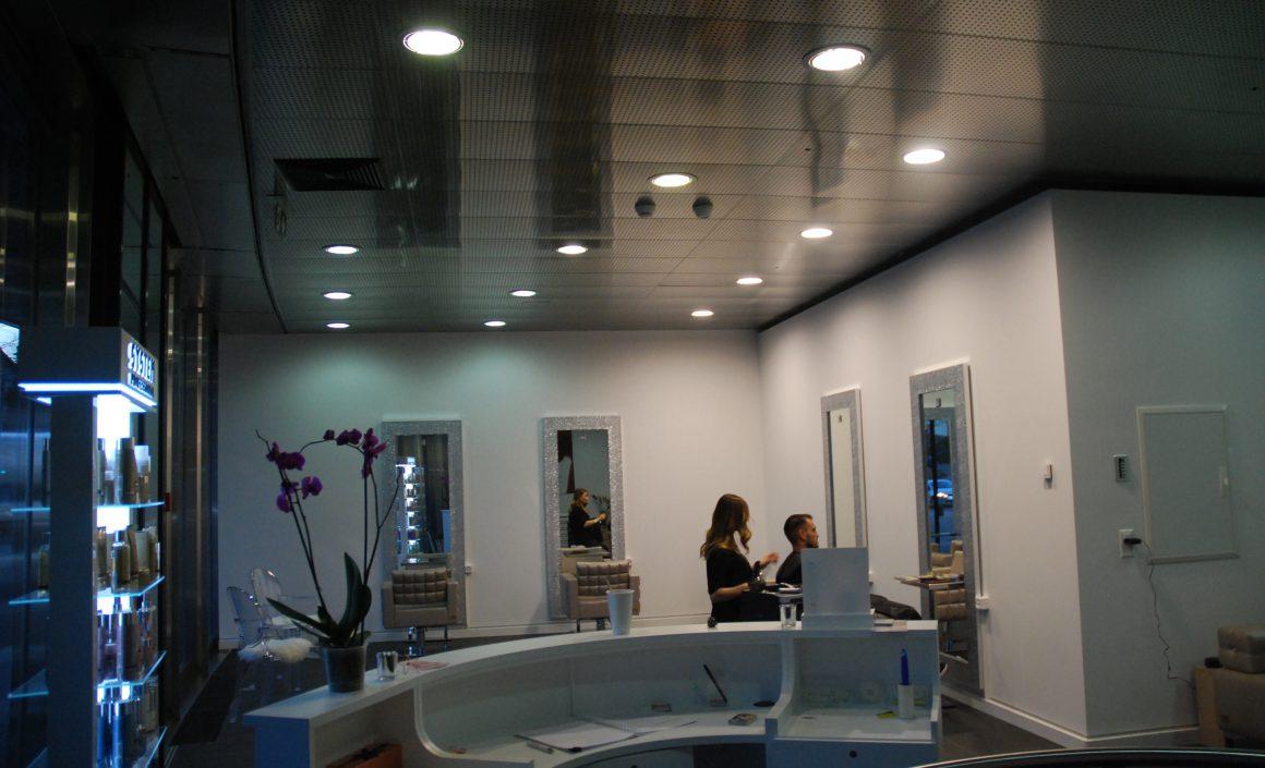 Commerce: Salon de coiffure