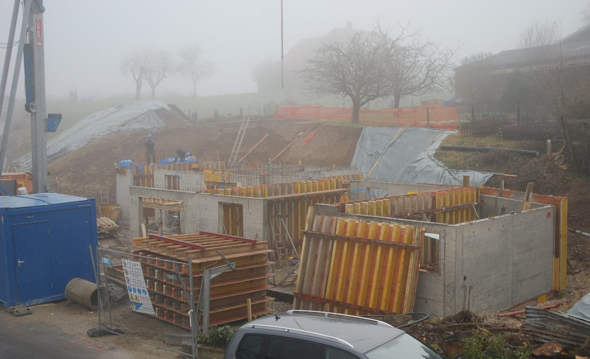 Villas jumelées – Misery (FR)